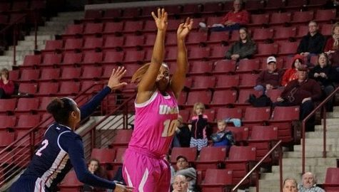 UMass women's basketball opens season with win over Holy Cross