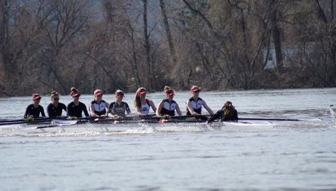 UMass rowing 'pleased' with results as season winds to a close