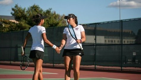 UMass tennis shifts gears toward A-10 portion of schedule in winter