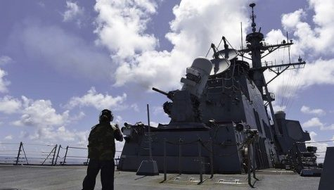 Diplomacy over threats: Recourse in South China Sea