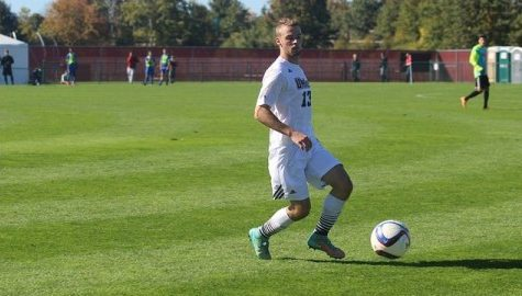 UMass men's soccer falls to George Washington Saturday