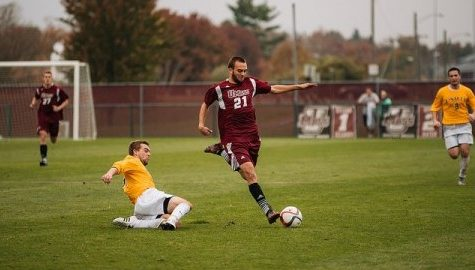 Seniors set to make lasting impression for UMass men's soccer