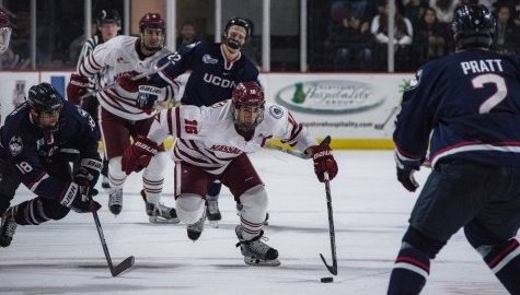 UMass hockey set for pair of Hockey East matchups starting Friday