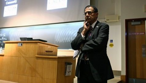 Chancellor Subbaswamy addresses students' calls for diversity in e-mail Wednesday