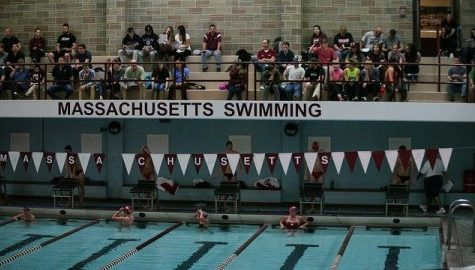 Owen Wright gives outstanding performance for UMass swimming despite loss against Brown
