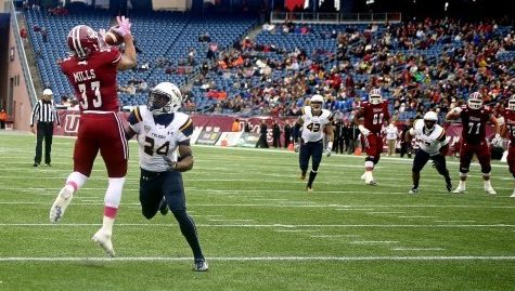 UMass football focusing on finishing season strong after losing chance at bowl bid