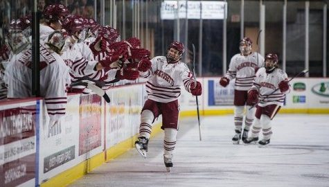 UMass hockey bringing winning back to the Mullins Center