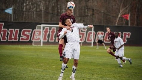 UMass men's soccer exits A-10 tournament, ends season in first round loss to Fordham
