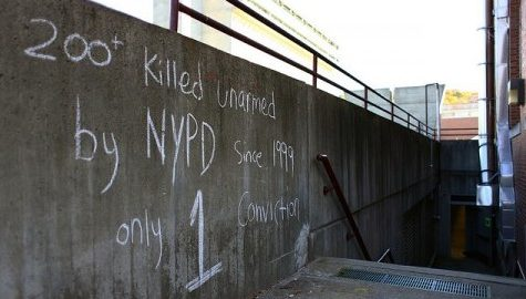 Students should reject NYPD on campus