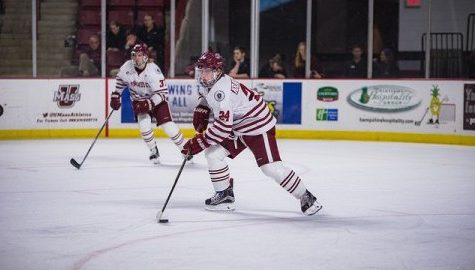 UMass hockey to face off against No. 3 Quinnipiac this weekend