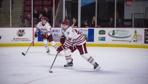 UMass falls to No. 3 Quinnipiac 1-0 Saturday afternoon
