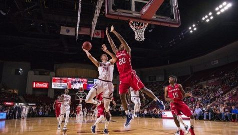 UMass men's basketball defeats Harvard Tuesday night to move to 2-0