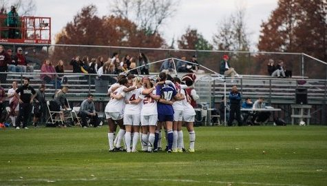 UMass women's soccer ends season with loss to Dayton at home