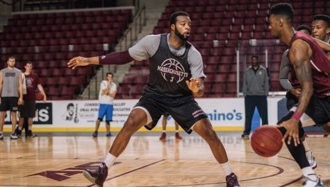 UMass basketball's Antwan Space to take indefinite leave due to 'personal matters'