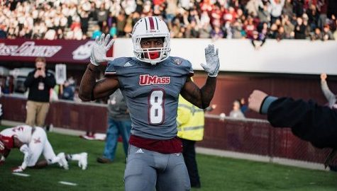 UMass football closes book on 2015 season with win over Buffalo