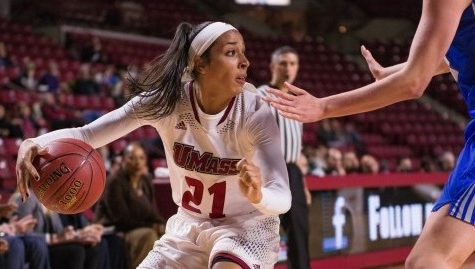 UMass women's basketball falls short in defensive battle with Buffalo
