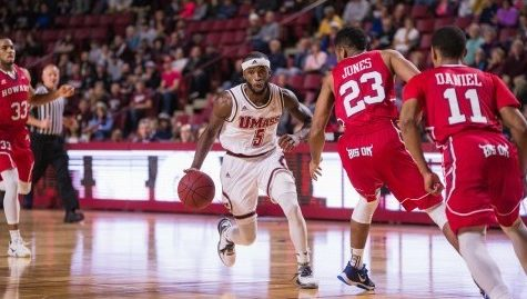 UMass men's basketball escapes against Howard with season-opening win Saturday