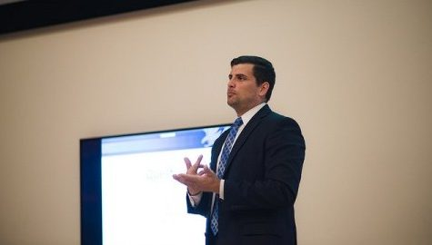 FBI agents explain cyber security at UMass talk