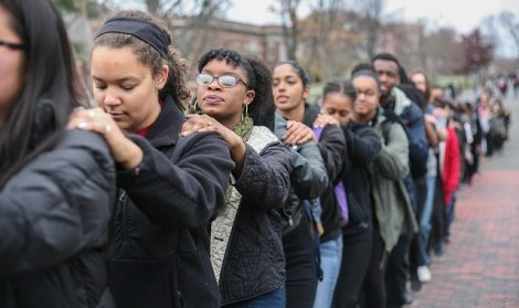 'Student Blackout' draws University response