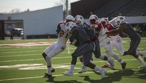 Frustration continues for UMass football in second half letdown against Miami (Ohio)