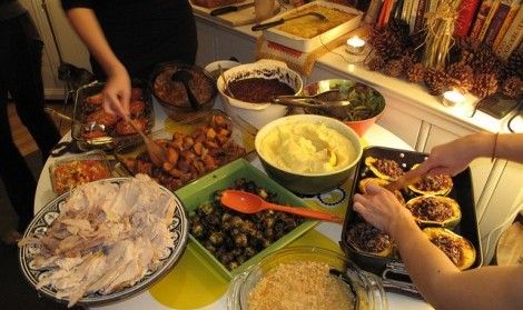 'Friendsgiving offers students a chance to define a holiday and a family on their own terms'