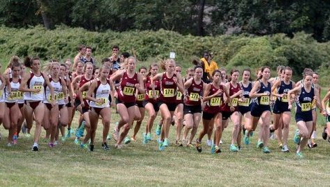 UMass womens' cross country finishes strong despite dealing with illness and injury