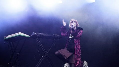"Grimes ventures further into pop territory on ""Art Angels"""