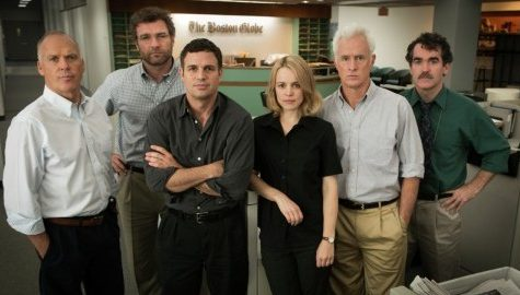 'Spotlight' demands attention with powerful, affecting drama