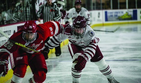 UMass hockey looks to get back on track this weekend with doubleheader against UConn