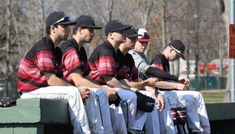 An inside look at the UMass club baseball team