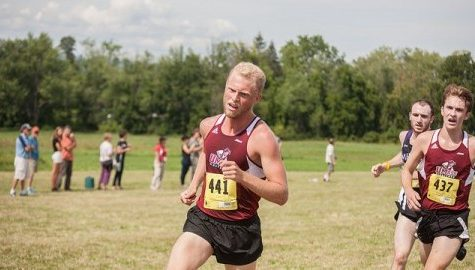Smooth operator: Ben Groleau continues to find cross country success at UMass