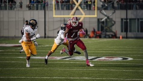UMass wide receiver Tajae Sharpe selected as second-team All-American