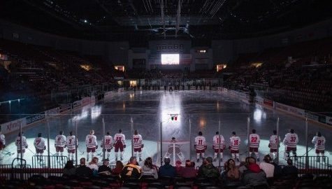 UMass falls to Team USA 4-0 in exhibition Friday night