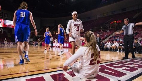 UMass women's basketball looks to end four-game losing streak against Bryant Wednesday