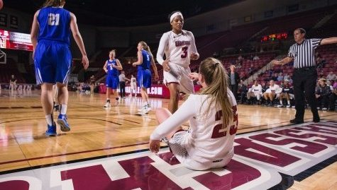 UMass women's basketball continues Atlantic 10 woes with loss against Saint Louis