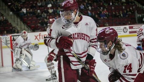UMass hockey looks to get back on track in nonconference contest against Union