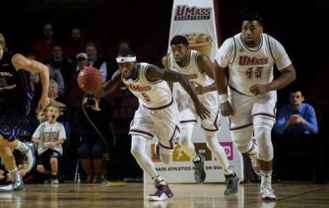 UMass men's basketball looks to regain shooting touch, work ball into post