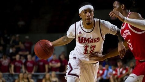UMass men's basketball drops fourth straight game, loses to Davidson 86-74