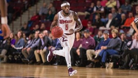 UMass men's basketball ready to rekindle in-state rivalry with Boston University Wednesday