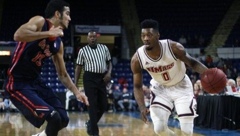 UMass men's basketball struggles against 1-3-1 zone defense in Saturday's loss to Ole Miss