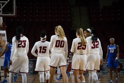 Minutewomen fall to No. 13 Duke at Cameron Indoor Stadium