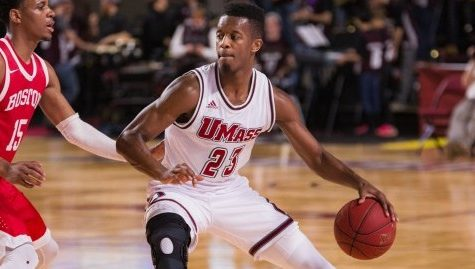UMass guard C.J. Anderson looks to continue making an impact in prominent role off bench