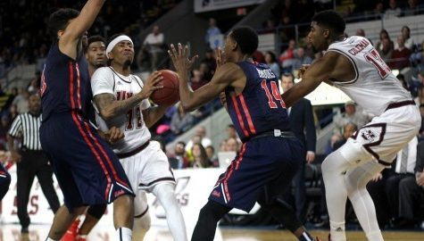 Stefan Moody, Ole Miss run away from UMass in second half of Saturday's matchup
