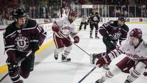 UMass hockey suffers heartbreaking 4-3 overtime loss to Union to push winless streak to nine