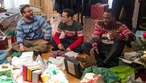 'The Night Before' is a mildly amusing Christmas caper