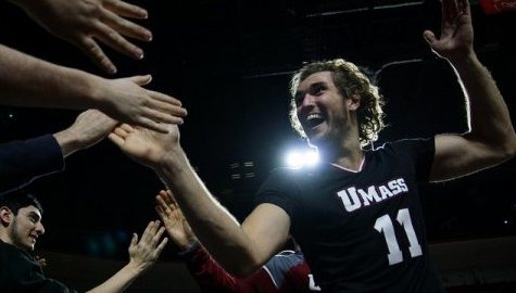 Tyler Bergantino relishing long-awaited opportunity to start for UMass men's basketball