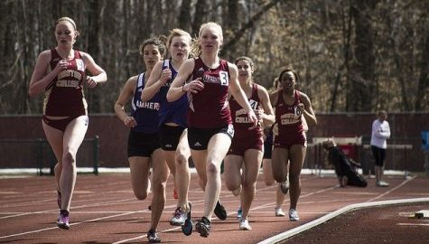 UMass men and women's track and field prepare for John Thomas Terrier Invitational