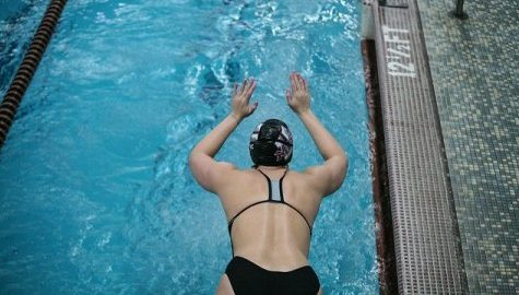 Rest has been key ingredient to success for UMass swimming and diving team