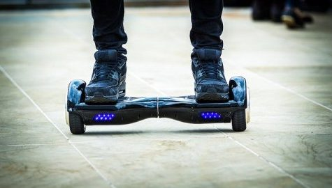 Students react to a hoverboard-less UMass campus