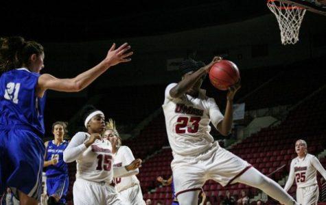 Amidst team struggles, Rashida Timbilla remains a constant for UMass women's basketball